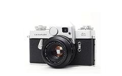 Single‐Lens Reflex Camera