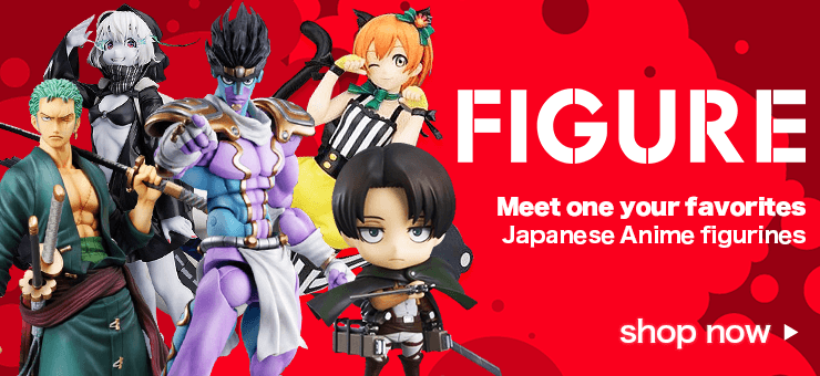 Japanese Anime figurines
