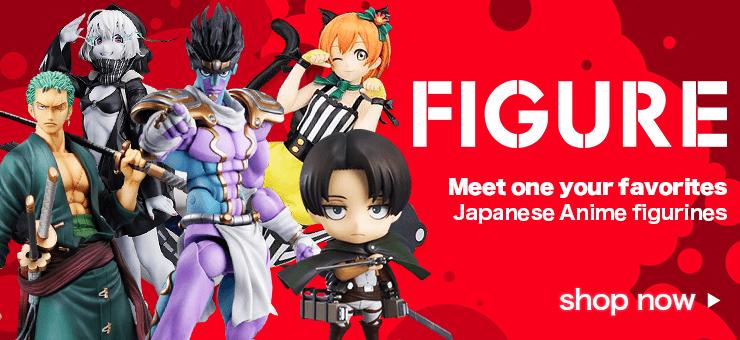 Japanese Anime figures